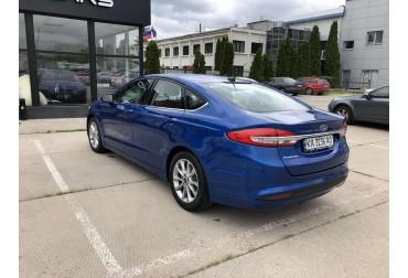 Ford Fusion 2.5 AT SE