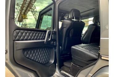 Mercedes-Benz G63AMG 5.5 BiTurbo 2017