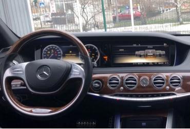 Mercedes-Benz S550L