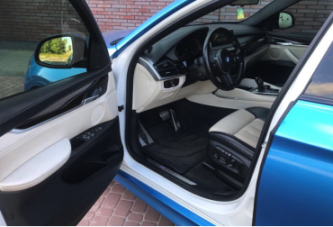 BMW X6M50D